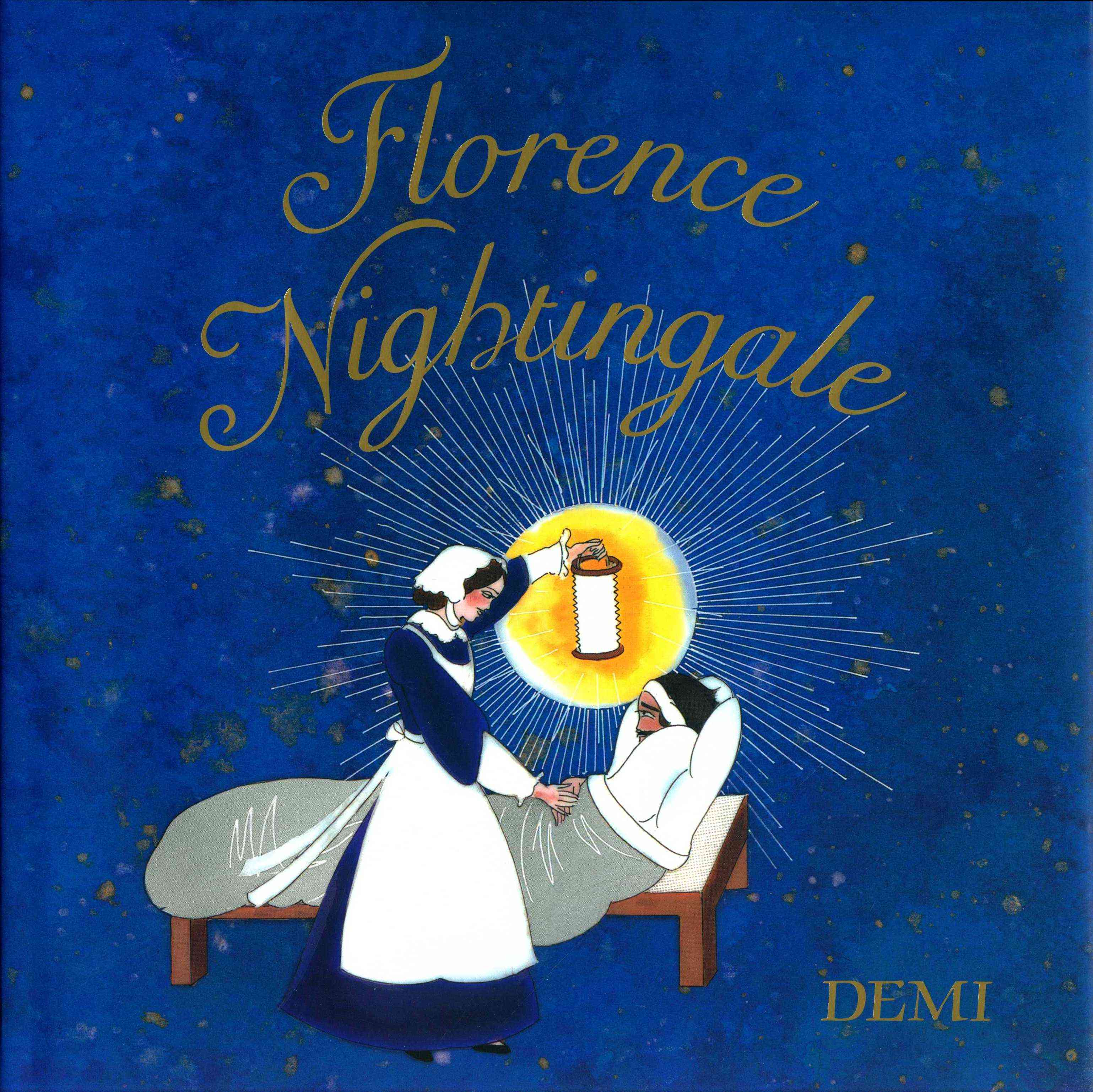 Florence Nightingale By Demi/ Demi (ILT)