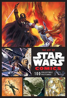 The Art of Star Wars Comics By Lucasfilm, Ltd. (COR)